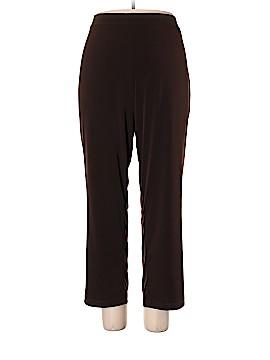 Susan Graver Casual Pants Size XL (Petite)