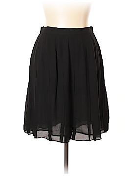 Henri Bendel Silk Skirt Size 12