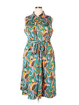 Isaac Mizrahi LIVE! Casual Dress Size 22 (Plus)
