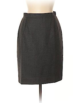 Valentino Miss V Wool Skirt Size 8
