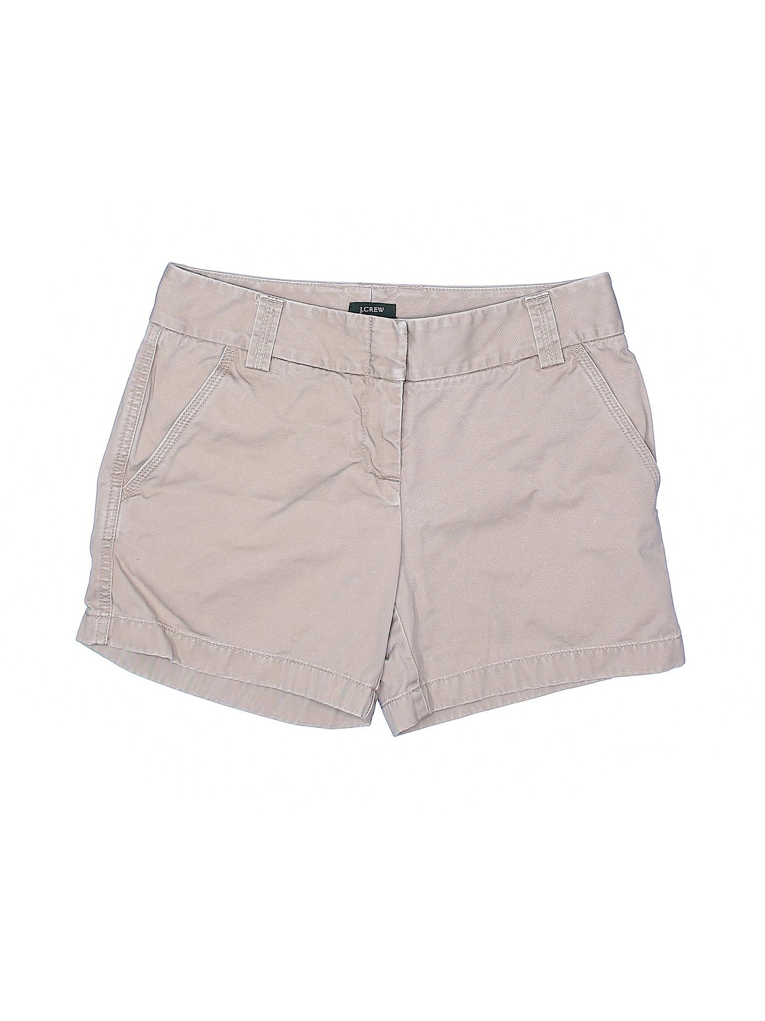 Khaki Shorts Crew J leisure Boutique CYtqRR