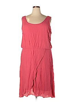 Avenue Casual Dress Size 24 (Plus)