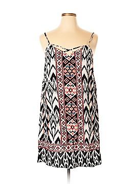 Xhilaration Casual Dress Size 1X (Plus)