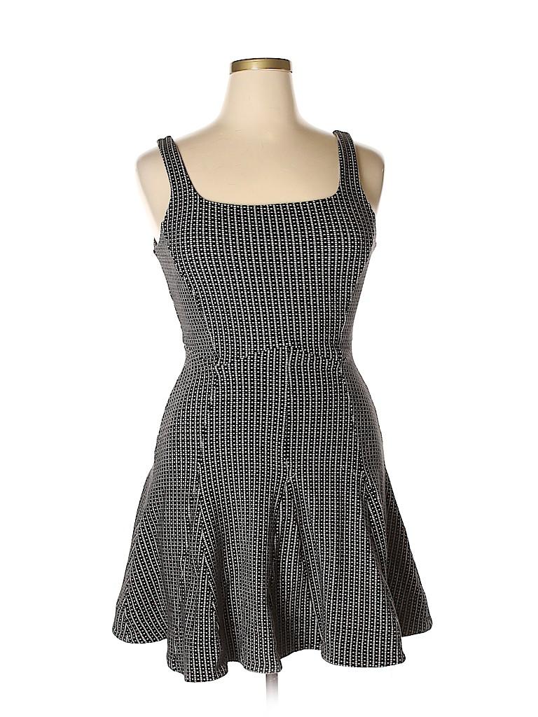 Bordeaux Women Casual Dress Size L