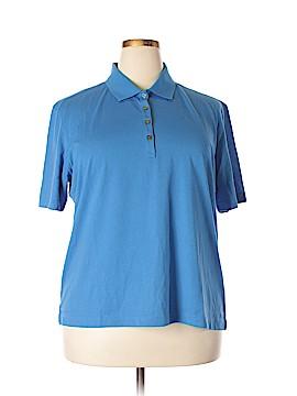 Ashworth Short Sleeve Polo Size 2X (Plus)