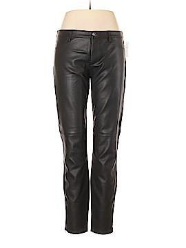 Banana Republic Faux Leather Pants Size 12L