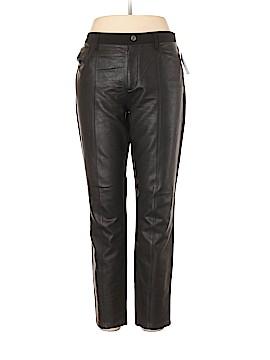 Banana Republic Faux Leather Pants Size 16