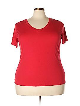 Ambiance Apparel Short Sleeve T-Shirt Size 3XL (Plus)