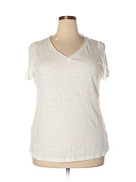 INC International Concepts Short Sleeve T-Shirt Size 1X (Plus)