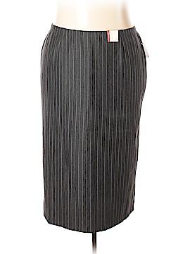 Avenue Casual Skirt Size 28 (Plus)