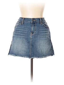 Lucky Brand Denim Skirt Size 12