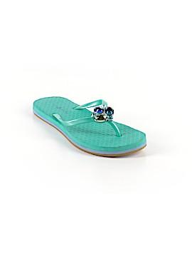 Lindsay Phillips Flip Flops Size 7