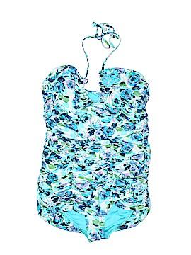 Nanette Lepore One Piece Swimsuit Size L