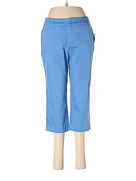 St. John's Bay Khakis Size 6