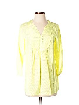 Shoshanna 3/4 Sleeve Silk Top Size 0