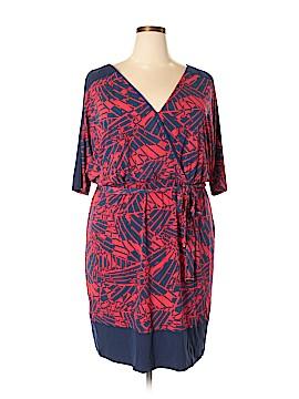 Sangria Casual Dress Size 18 (Plus)