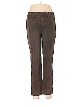 Gucci Leather Pants Size 42 (IT)