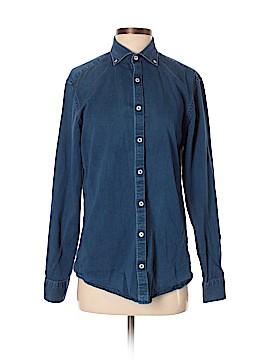 Charles Tyrwhitt Long Sleeve Button-Down Shirt Size S