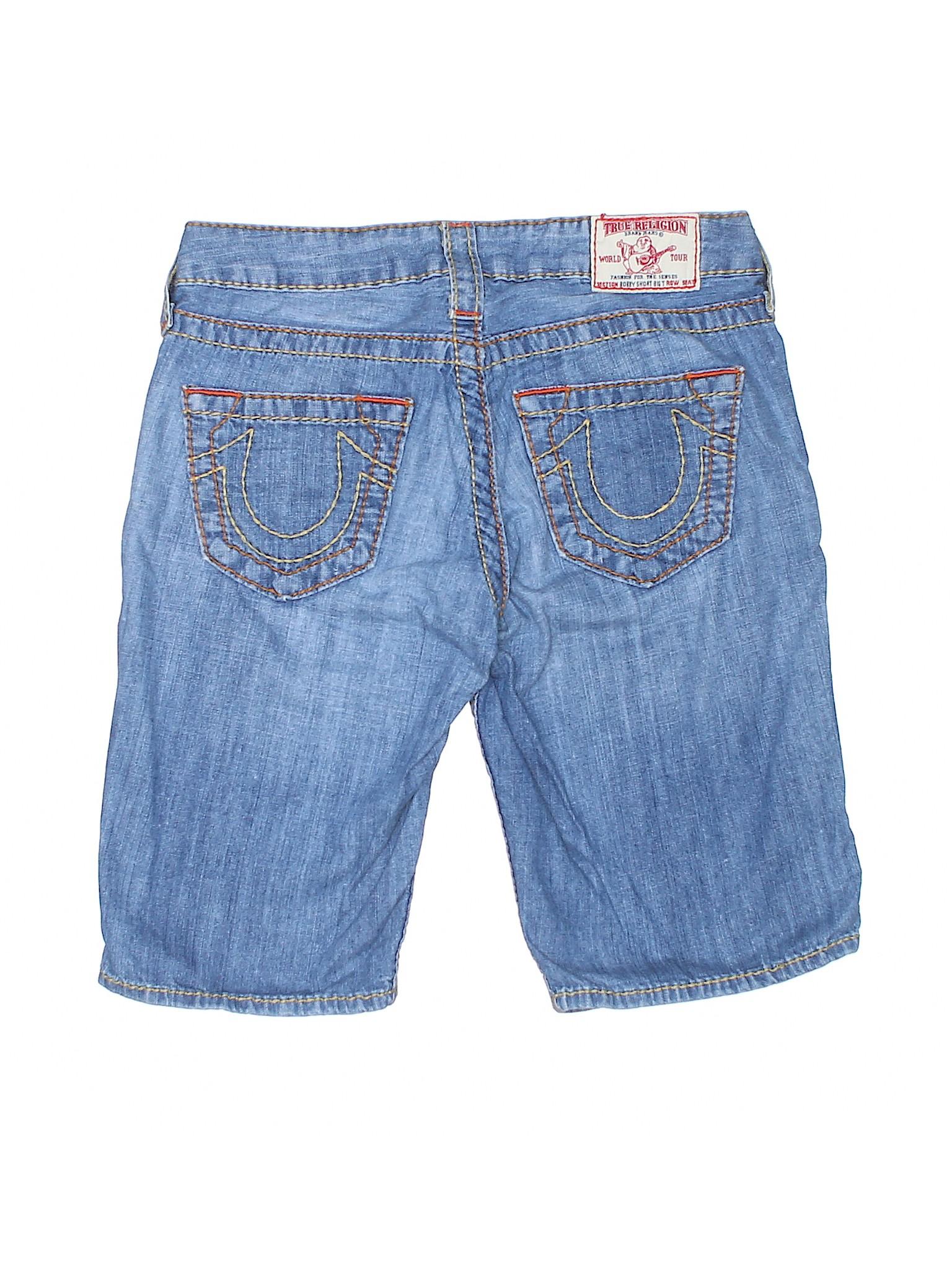 Boutique Boutique Denim True Religion True Denim Boutique True Religion Religion Shorts Denim Shorts XqTWfw6t