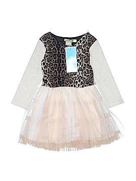 Little Miss Dress Size 3T