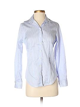 Charles Tyrwhitt Long Sleeve Button-Down Shirt Size 4