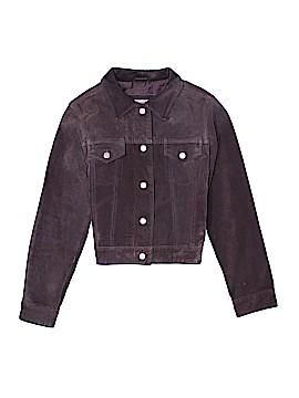 Blue Asphalt Leather Jacket Size L