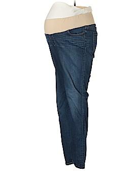 Ann Taylor LOFT Maternity Jeans Size 12 (Maternity)