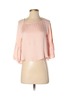Mink Pink Long Sleeve Blouse Size XS
