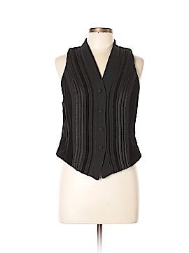 Linda Allard Ellen Tracy Tuxedo Vest Size 10