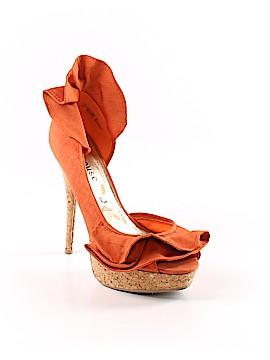 Dollhouse Heels Size 8