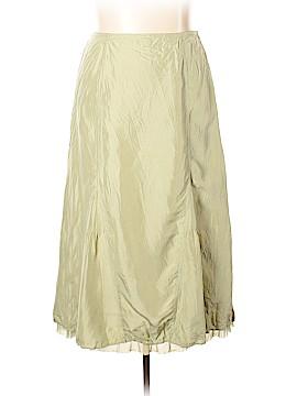 J.jill Silk Skirt Size 18 (Plus)