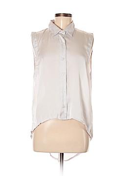 RVCA Sleeveless Blouse Size Med - Lg