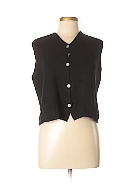 Max Studio Silk Cardigan Size M