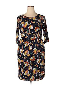 Trollied Dolly Casual Dress Size 2X (Plus)