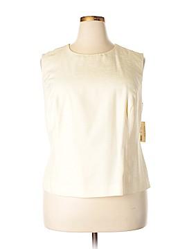 Amanda Smith Sleeveless Blouse Size 22 (Plus)