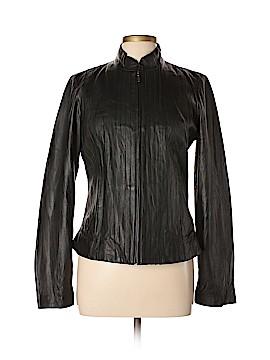 XCVI Leather Jacket Size L
