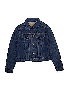 Levi's Denim Jacket Size L (Youth)