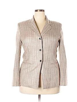Le Suit Blazer Size 16