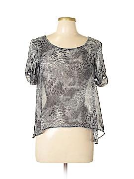 Kinna Short Sleeve Blouse Size L