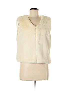 Echo Faux Fur Vest Size S