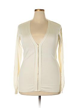 Lacoste Silk Cardigan Size 42 (EU)
