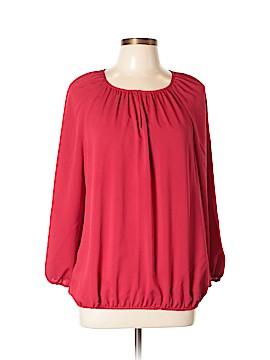 Chico's 3/4 Sleeve Blouse Size Lg (2)