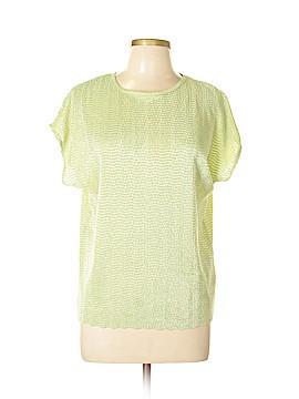 Jade Melody Tam Short Sleeve Top Size XL