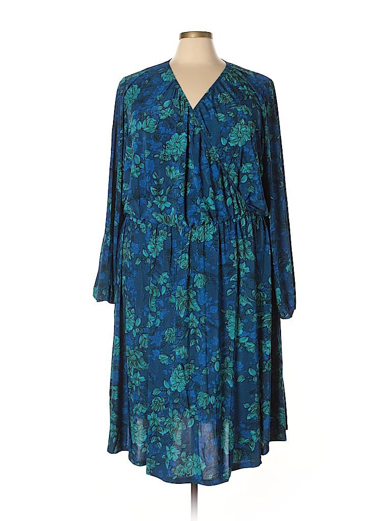 IGIGI Women Casual Dress Size 22 - 24 Plus (Plus)
