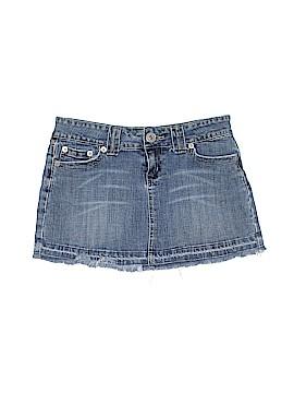 Guess Denim Skirt 28 Waist