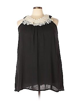 Velzera Sleeveless Blouse Size 3XL (Plus)