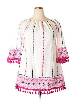 TOBI 3/4 Sleeve Blouse Size 3X (Plus)