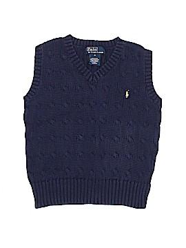 Polo by Ralph Lauren Sweater Vest Size 12