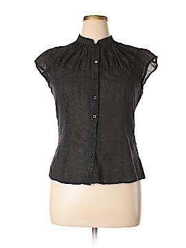 ROMY Short Sleeve Blouse Size XL