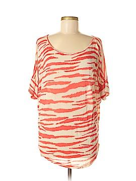 Toska Short Sleeve Blouse Size M